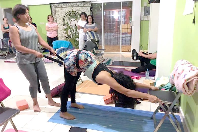 Taller de Yoga Restaurativa