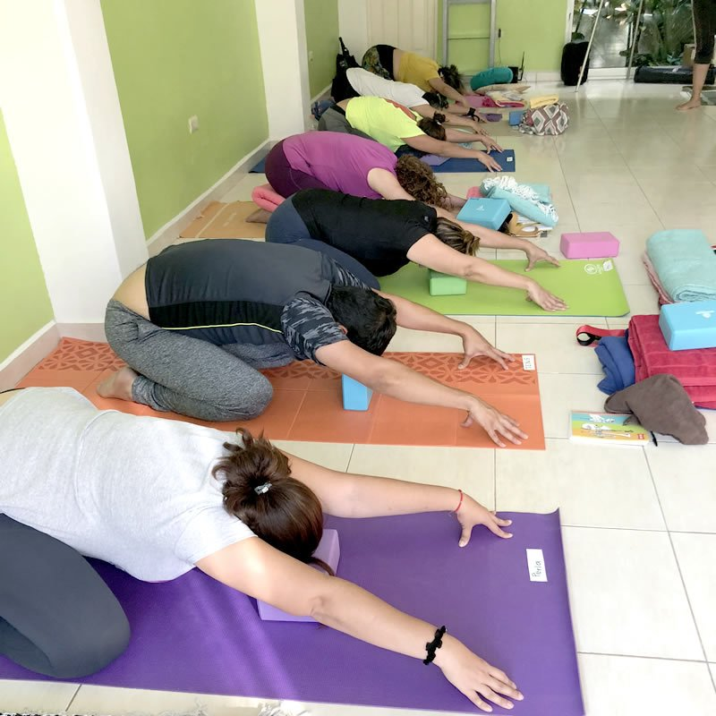 Clases de yoga en villahermosa - Diplomado de yoga certificado