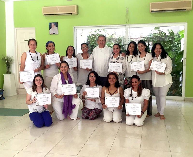 Diplomado clases de yoga en villahermosa
