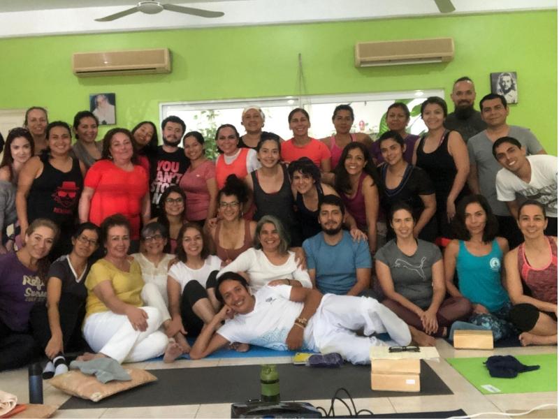 Clases de Yoga Villahermosa
